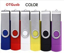 Vente chaude USB Flash Drive vraie capacité coloré smartphone OTG 128 M 1 GB 2 GB 4 GB 8 gb 16 gb 32 gb 64 gb mémoire u disque pendrive S248
