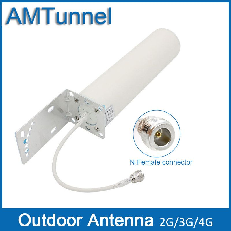 4g antenna 3g antenna 4g LTE external antenna 12dBi 4g outdoor antenna with N female for mobile signal booster repeater