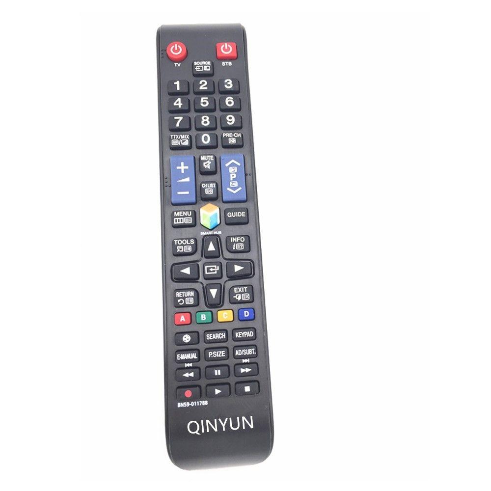 Remote Control BN59-01178B For Samsung Smart TV television stb BN59-01178B BN59-01178R UE40H6200AW/XXC UE40H6200AW UE55HU7105