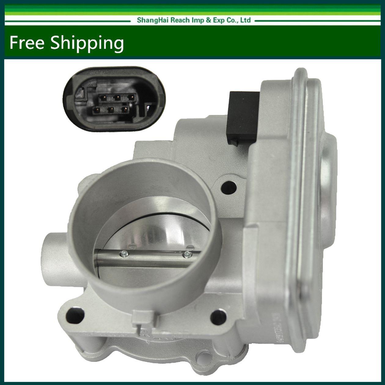 e2c Throttle Body For Dodge Jeep Chrysler 1.8L 2.0L 2.4L Compass Caliber OE#:4891735AC,4891735AB, 4891735AA, 4891735
