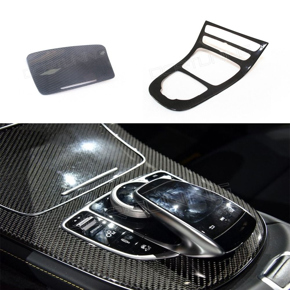 Mercedes E class W213 Carbon Dashboard Trim cover for Mercedes - Benz W213 carbon 2 pics 2016 - UP