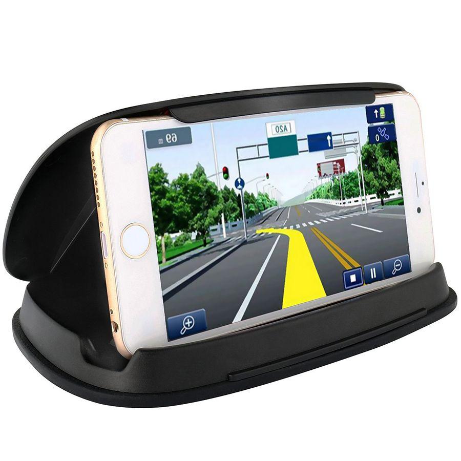 Auto Phone/Dashboard/GPS Holder Prevent Sunshine  Anti-Slip Silicone Phone Holder Mount Bracket Clip 3-6.8