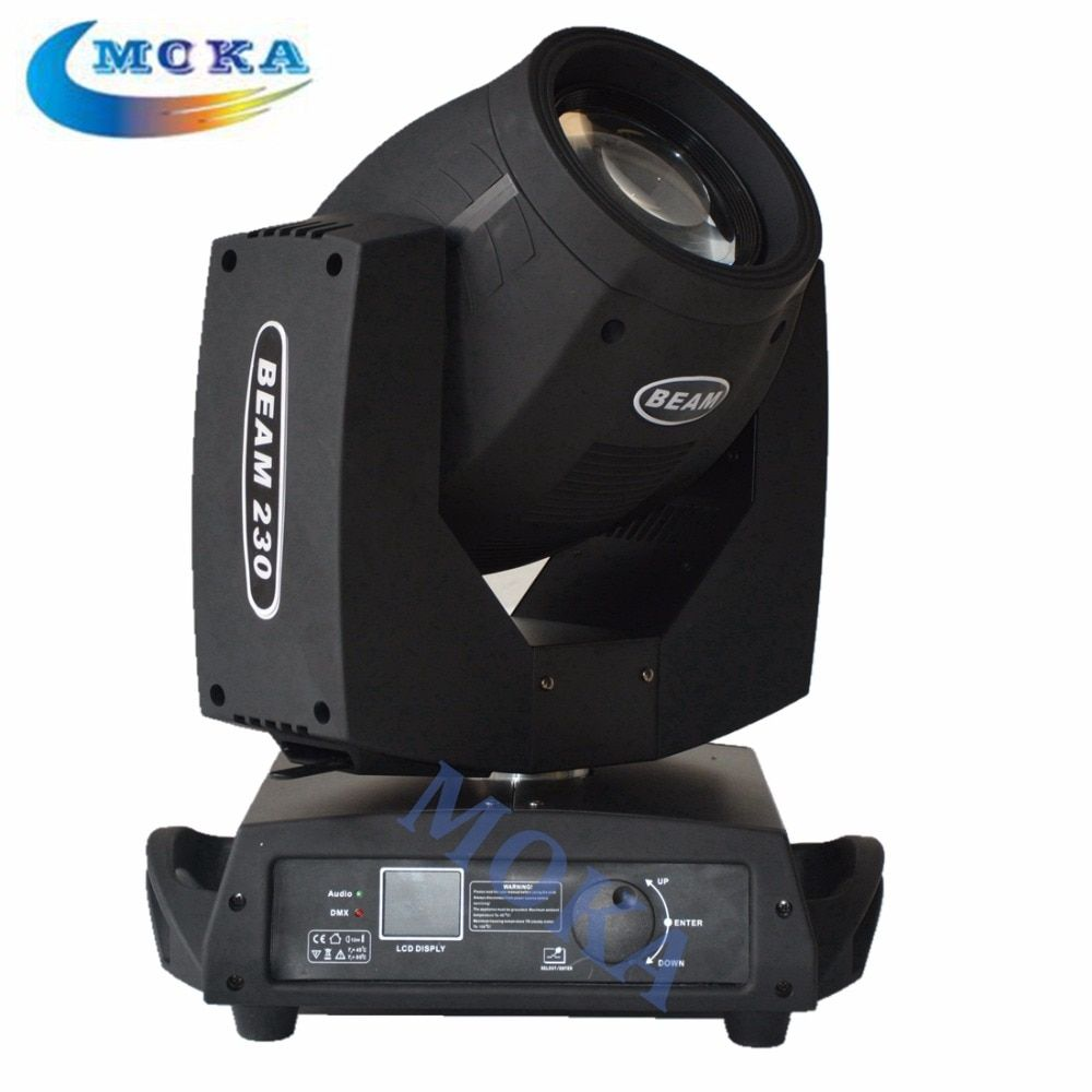 8pcs/LOT stage light Sharpy Beam 7r 230w moving head dj light 7r moving head beam light dj effect lighting