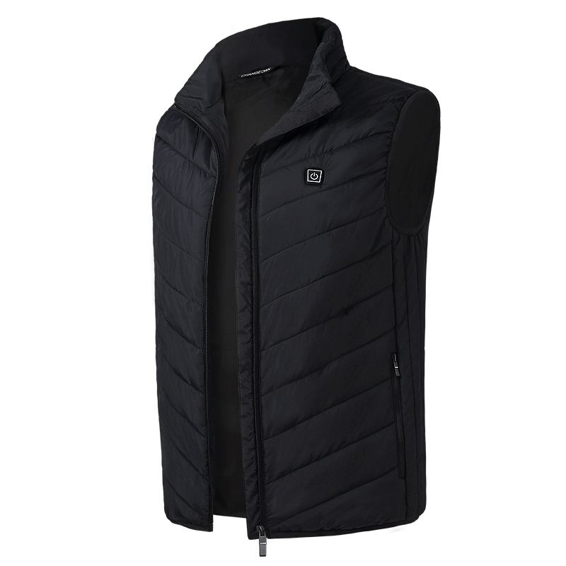 Electric Heated Vest Men Women Usb Heater Tactical Waistcoat Thermal Warm Fishing Hunting Hiking Vest Winter Heated Jacket