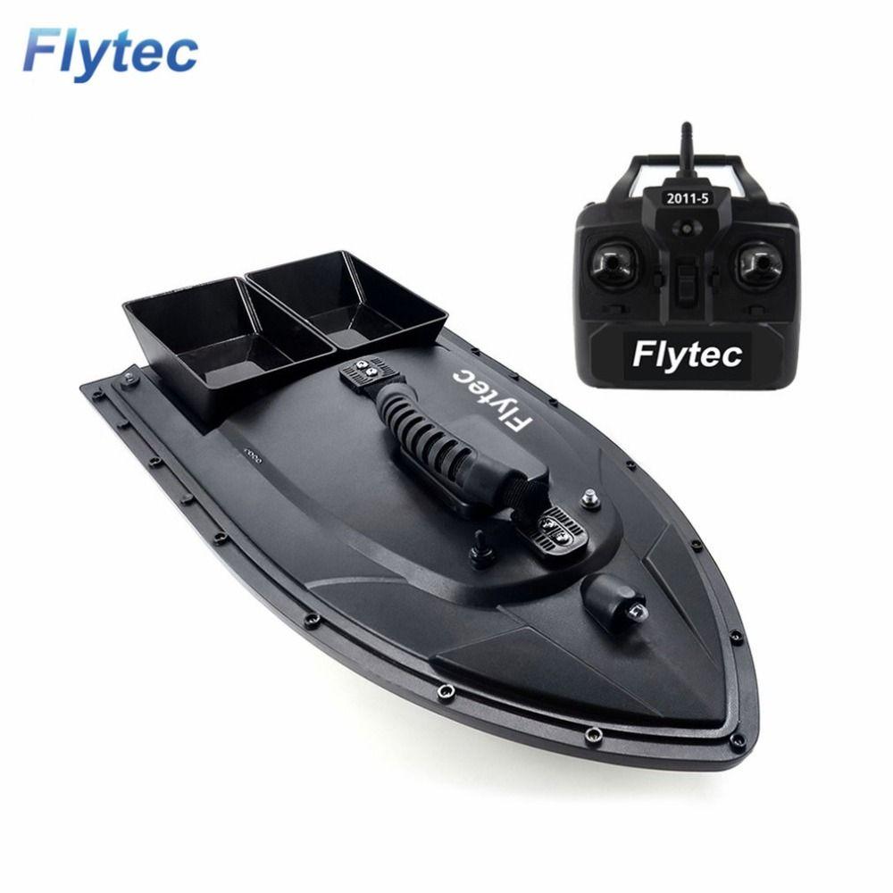 Flytec 2011-5 Angeln Werkzeug Smart RC Köder Boot Spielzeug Dual Motor Fisch Finder Fisch Boot Fernbedienung Angeln boot Schiff Boot hallo