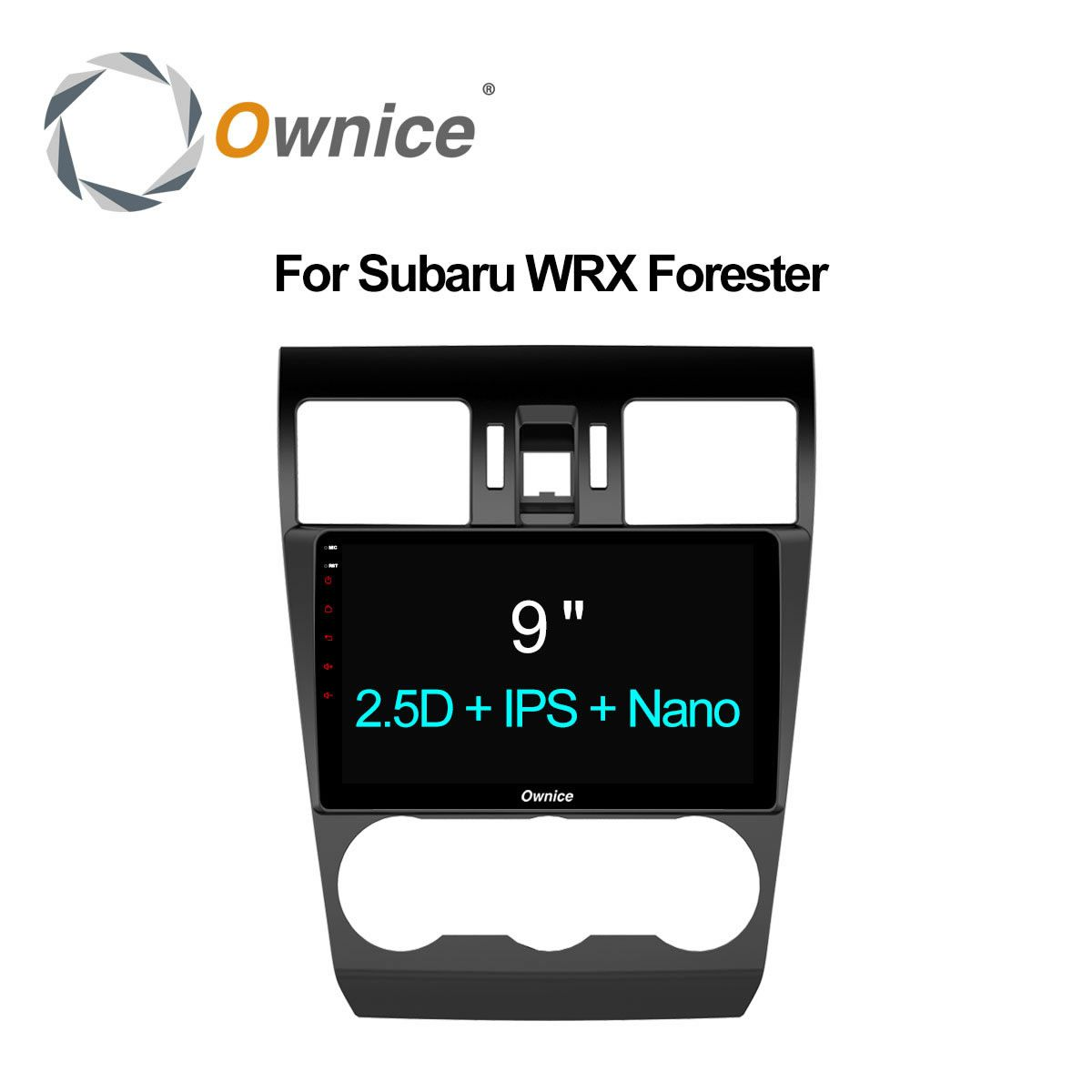Ownice C500+ Octa Core Android 6.0 Car Radio Player DVD For Subaru WRX Forester 2014 2015 2016 GPS Navigation 32G ROM 4G SIM