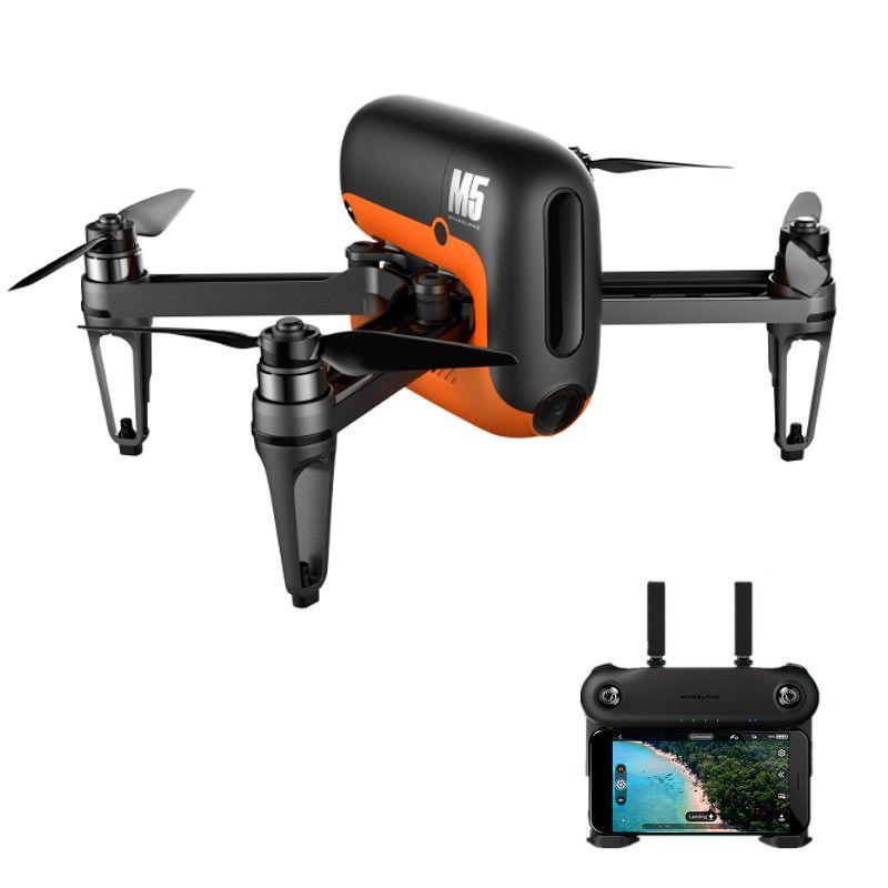 Wingsland M5 Brushless GPS WIFI FPV With 720P Camera RC Drone Quadcopter Toy RTF VS Hubsan H109S Mi Drone DJI Spark Phantom 3 4