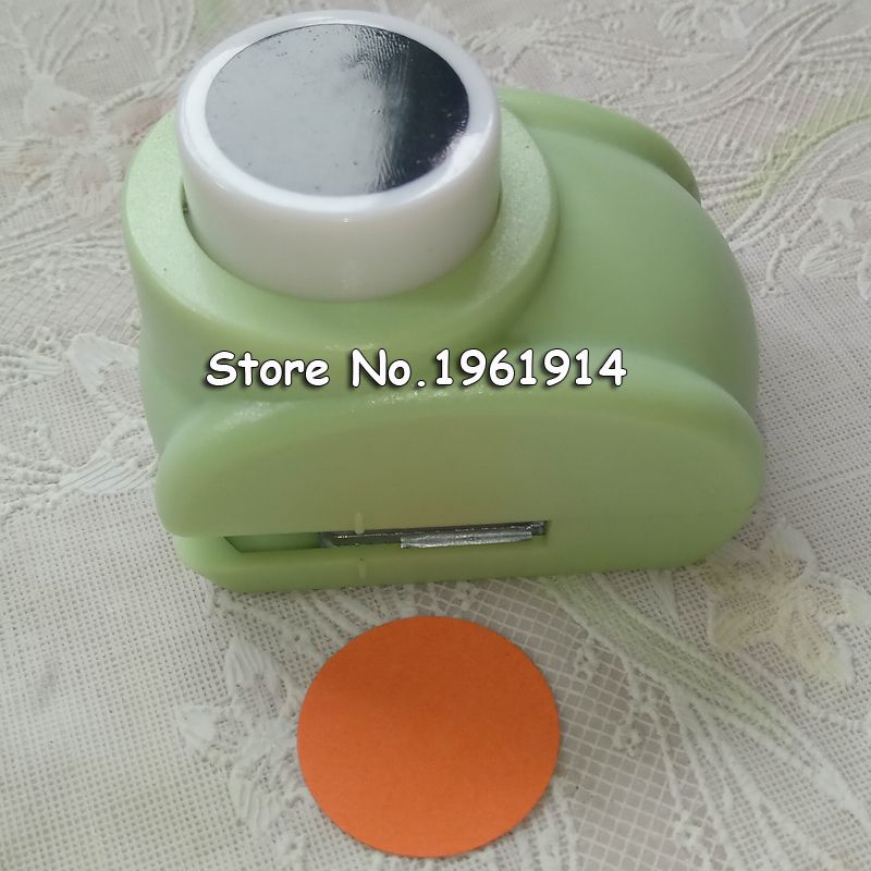 Round Shape craft punch Embossing machine pressure figure hole punch for scrapbooking scrapbook paper cutter