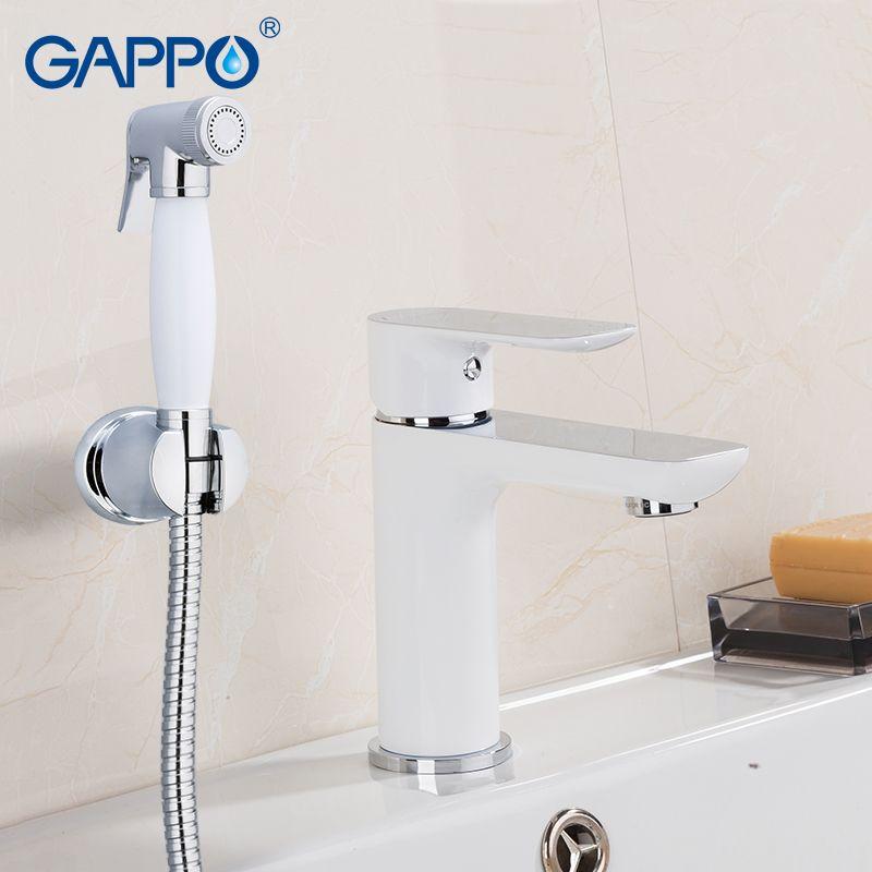 GAPPO bidet wasserhahn Bad dusche wasserhähne bidet wc sprayer mixer muslimischen wasserhahn Chrom messing wasserhähne waschbecken wasserhahn torneira