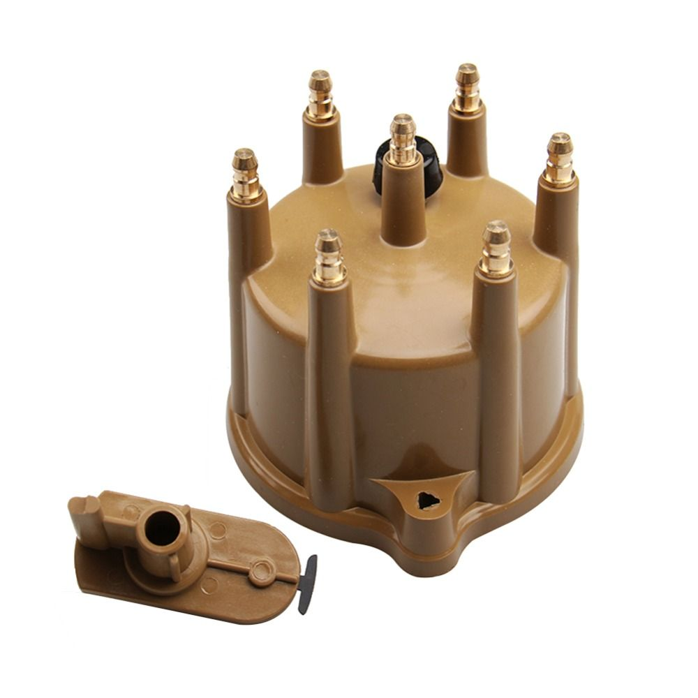 for accel 8230ACC Distributor Cap & Rotor Kit  6-cylinder