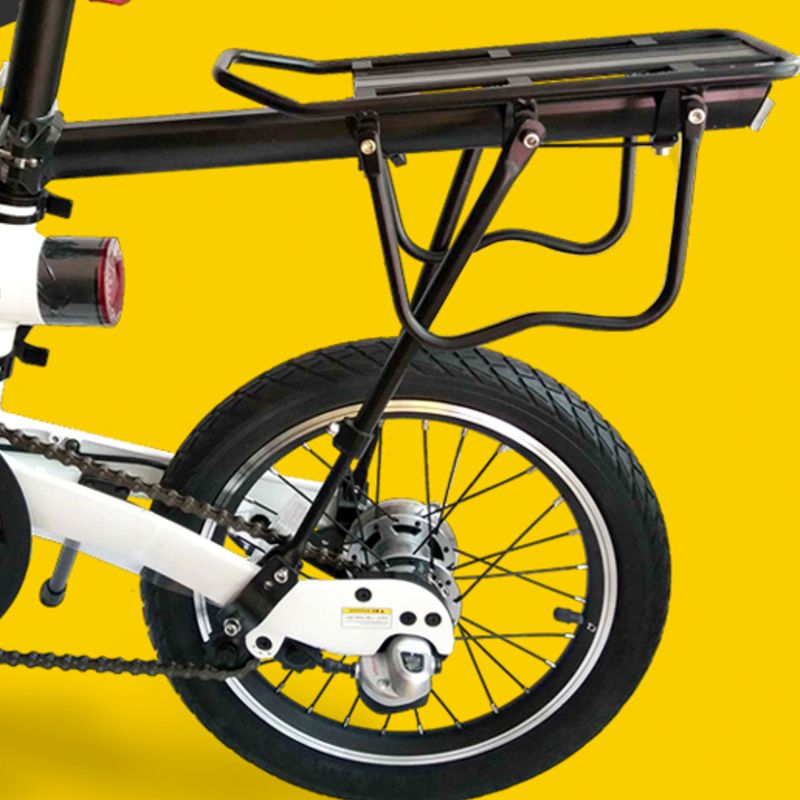 Xiaomi Mijia Qicycle EF1 Smart Electric Scooter Foldable Bike E-Bike Bicycle Rear Back Seat Rack Travel Luggage Carrier Holder