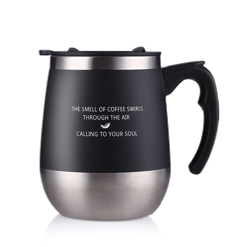 ONEDAY Thermocup Coffee Thermos Mug Thermal Cup Mugs Tumbler Thermomug Glass Drinkware Steel Water Bottle Mugs With Lid