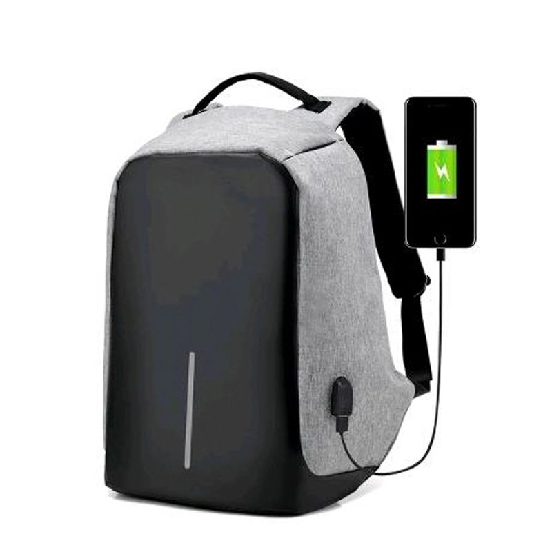 Anti theft Anti-theft USB Charging Travel Backpack For Men Women Business School Multifunction Laptop Teenage Anti Thief a Bags