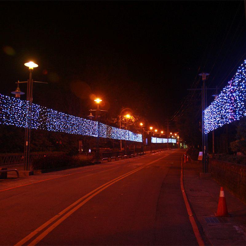 3 m * 2 m 200 LEDS LED net lumière 110 V ou 220 V haute luminosité LED de mariage De Noël lumières Nouvelle année lumière UE US Plug
