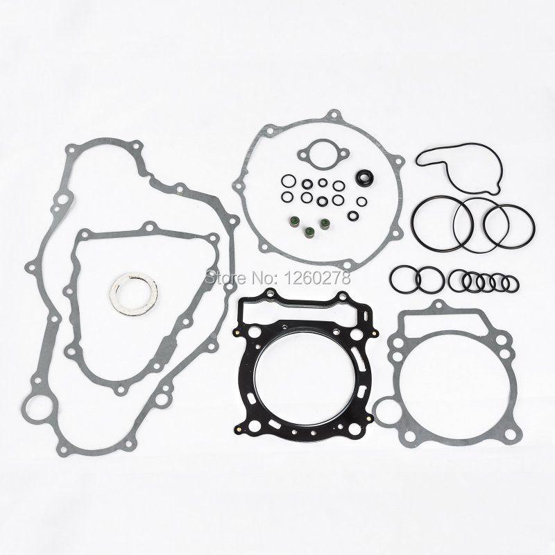 Complete Gasket Kit Set Top & Bottom For Yamaha YFZ450 YZ450F YFZ 450 2004-2009