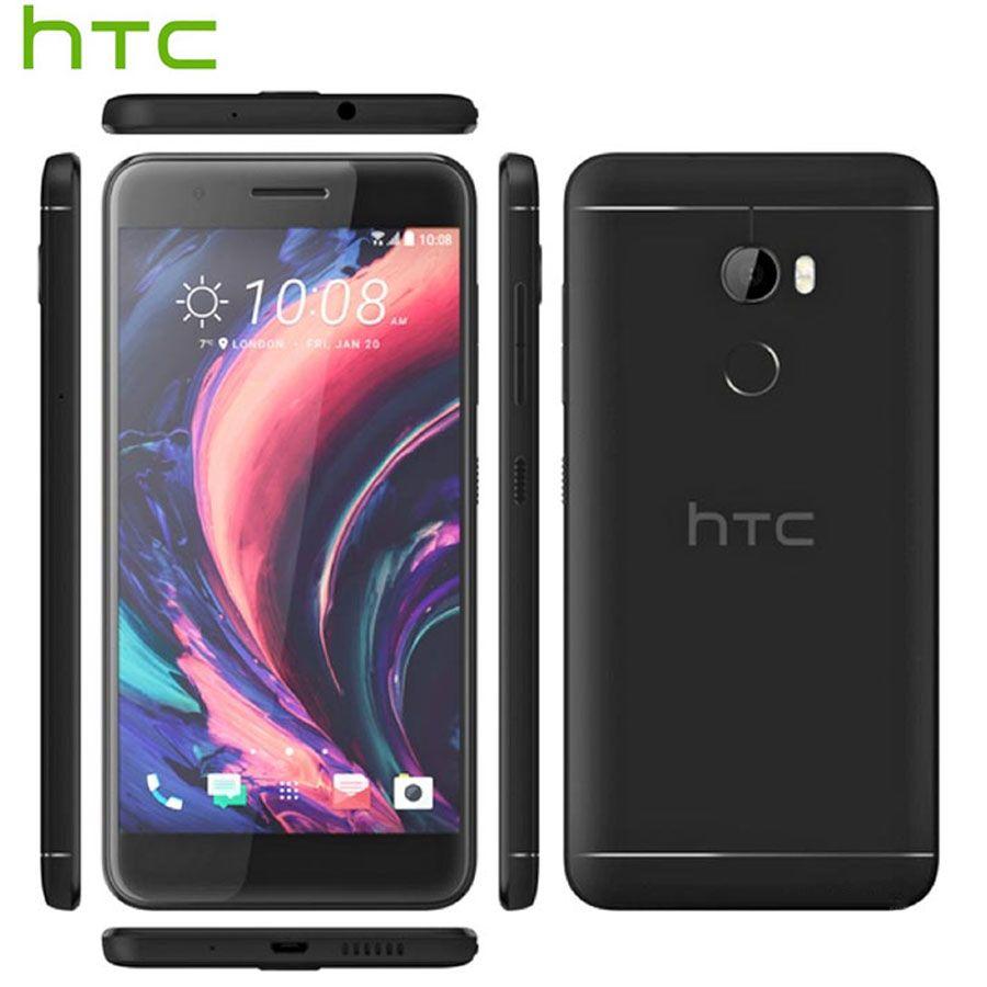Original HTC One X10 4G LTE Mobile Phone 3GB RAM 32GB ROM 5.5 inch 1080P MTK Helio P10 Octa Core Android 4000mAh 16MP Smartphone