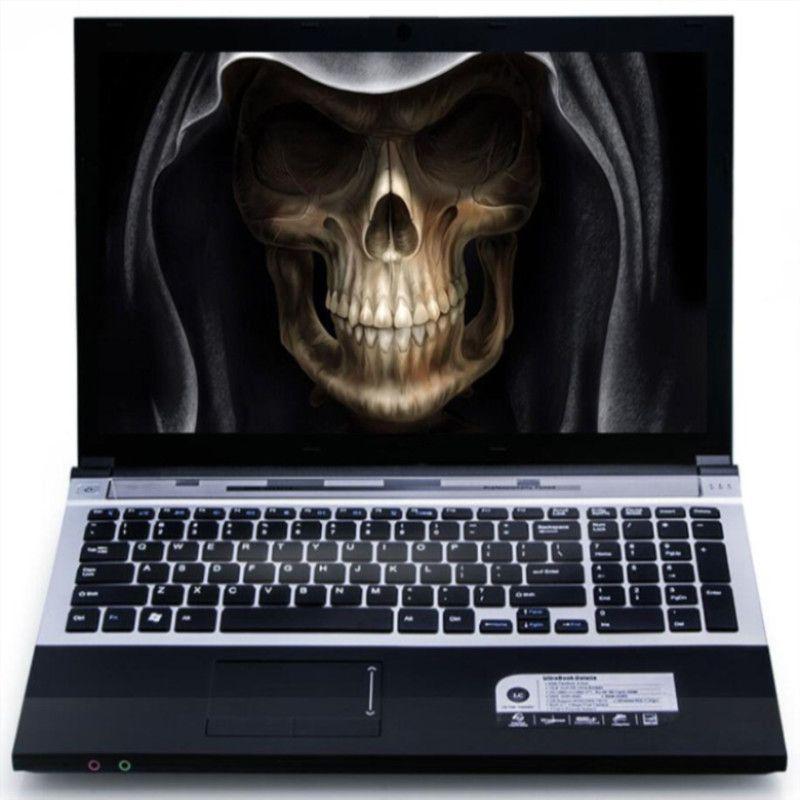 LAPTOP 15,6 zoll 8GB RAM 240GB SSD 2000GB HDD Spiel Computer Intel Core i7-5600U CPU Windows 7/10 system Notebook