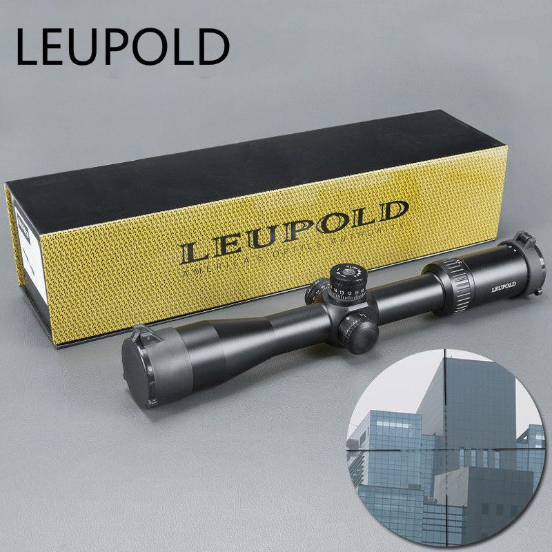 Leupold 3.5-15x40 Sfy Brand Hunting Rifle Sight Mirror Point Lighting Side Wheel Monocular Collimator Hunting Optics
