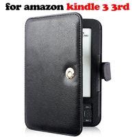 Чехол для Amazon Kindle 3 3rd поколения чтения электронных книг клавиатура экран протектор + стилус
