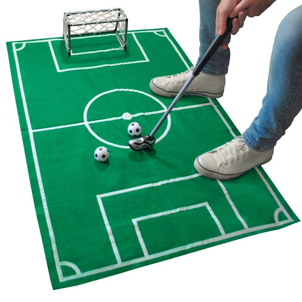 Лидер продаж! Мини Портативный Новинка Офис Футбол игровой набор игрушек Fun Sport подарок новая распродажа