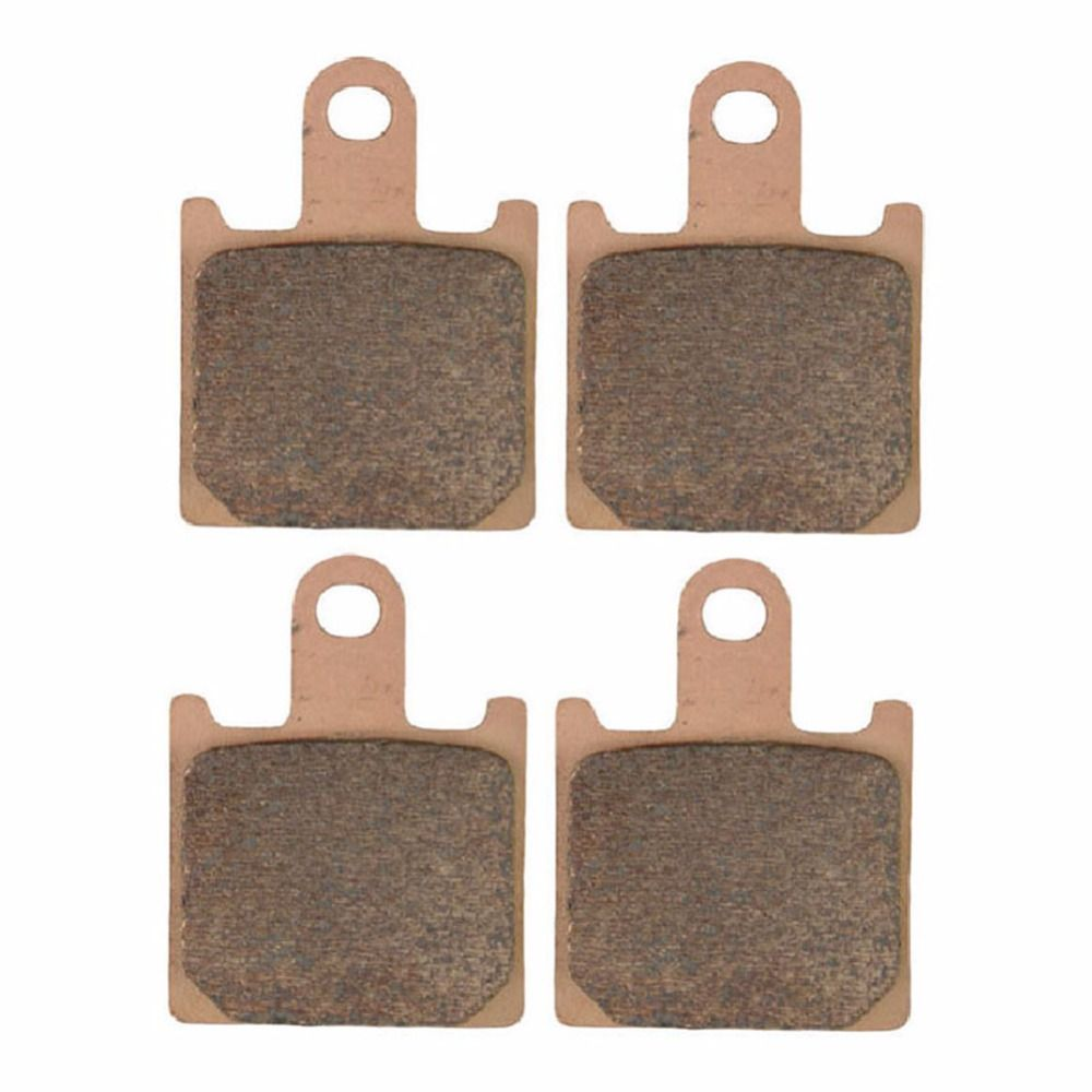 Motorcycle parts FRONT Brake Pads For KAWASAKI ZX6R 2007 2009 2008 ZX600 Z1000 ZR1000 ZZR1400 Concours 14 ZG1400 Brake disks
