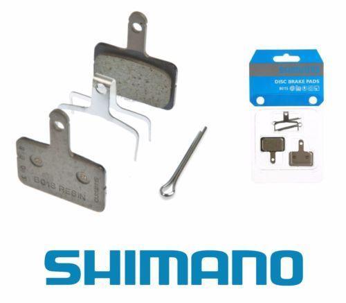 Shimano B01S Deore LX ALIVIO ACERA NEXAVE résine plaquettes De Frein BR-M575/M525/M48x/M475.READ