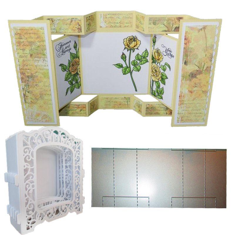 Estel Frame Stitches Metal Cutting Dies Stencils for DIY Scrapbooking/photo album Decorative Embossing DIY Paper Cards Craft