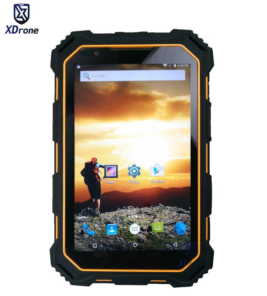 2018 Оригинал Android Прочный Планшеты PC IP68 Водонепроницаемый смартфон противоударный MTK6735 4 ядра 2 ГБ Оперативная память 13.0MP 4 г LTE FDD NFC GPS