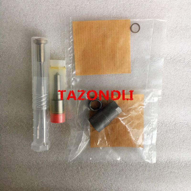 Original and new Common rail injector overhaul kit F00ZC99044 (F00VC01051 DSLA154P1320) for 0445110189 0445110190 A6110701487