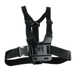 Adjustable Camera Chest Belt Strap Mount Harness for Gopro Hero 4s/4/3+3/2/1 sj7000 Sport Action Camera Accessories GP26B GDeals