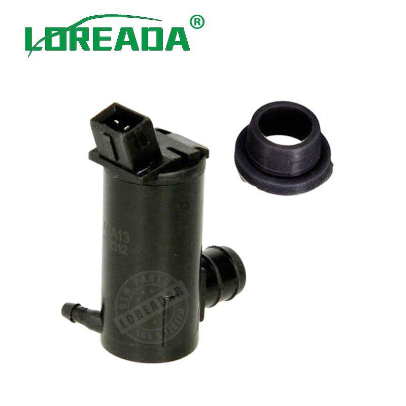 Windshield Washer Pump For Ford Cortina Escort Fiesta Focus 1698640 2S6T17K624AB 6833495 7003177 92AB17K624AA 93BB17K624AA 10245