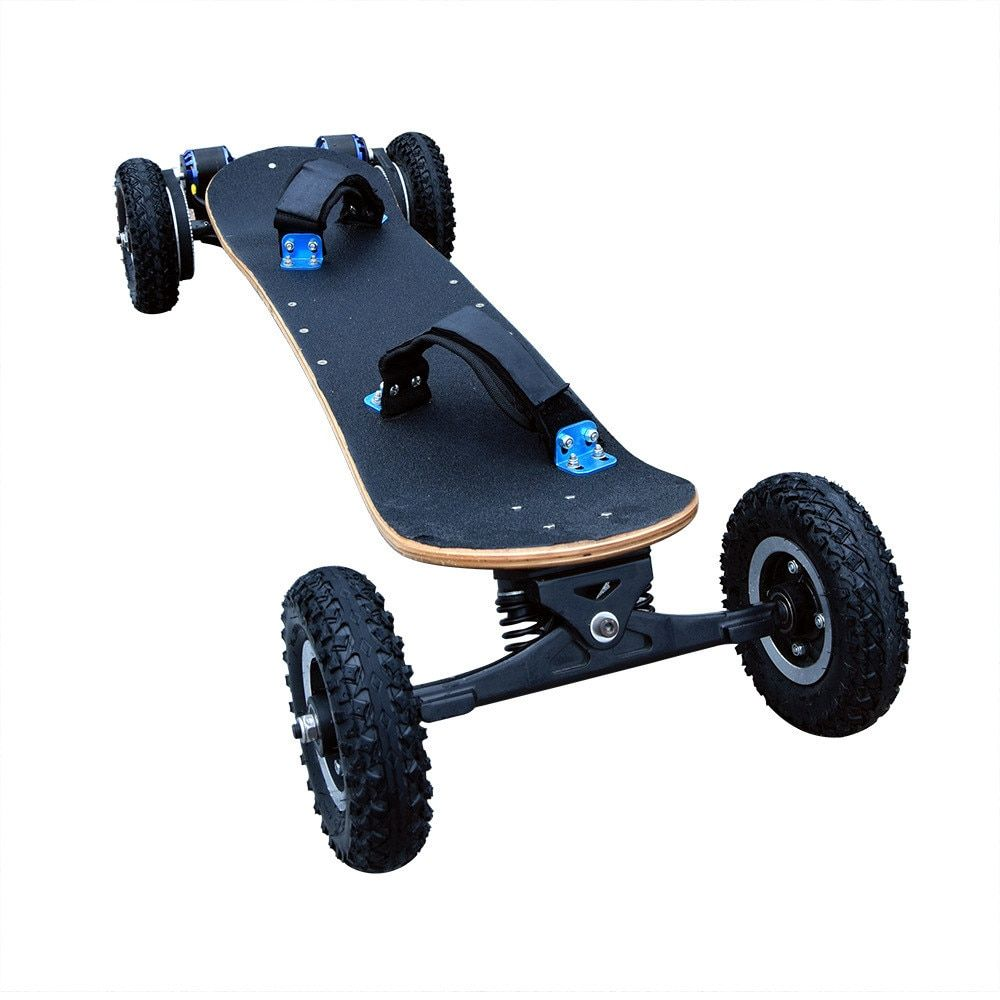 H2C OFF ROAD ELECTRIC SKATEBOARD LONGBOARD WIRELESS CONTROL