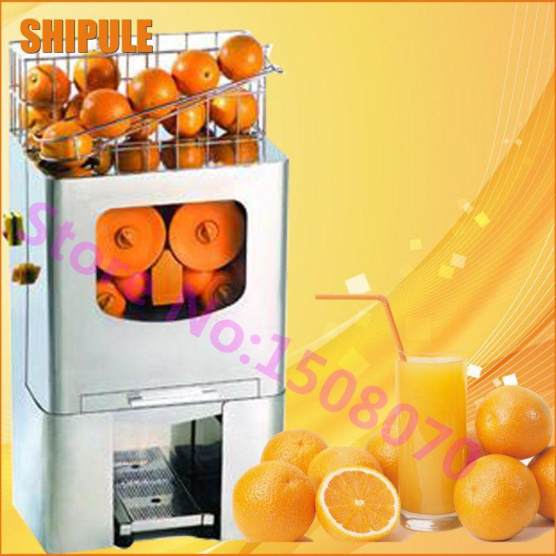 2000E-3 maschinen orange saft industrie orange entsafter maschine kommerzielle elektrische automatische orangenpresse