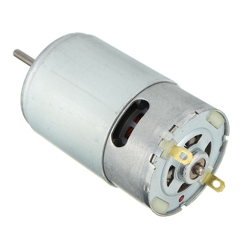 DC Motor 12V 30000 RPM for Children Electric Car, RC Ride, Baby Car Electric Motor RS550 Gearbox 10 teeth Engine Best