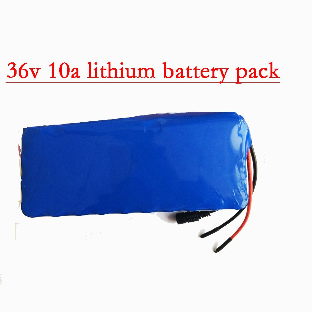 Liitokala 36V 10AH bike electric car battery scooter high-capacity lithium battery does not include the 42v charger