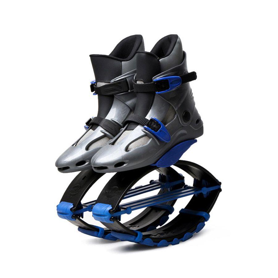 Miaomiaolong Kangaroo Jumping Shoes Slimming Shoes Bouncing Sport Fitness Shoes Saltar Toning Shoes Wedge Sneaker Women Men Jump