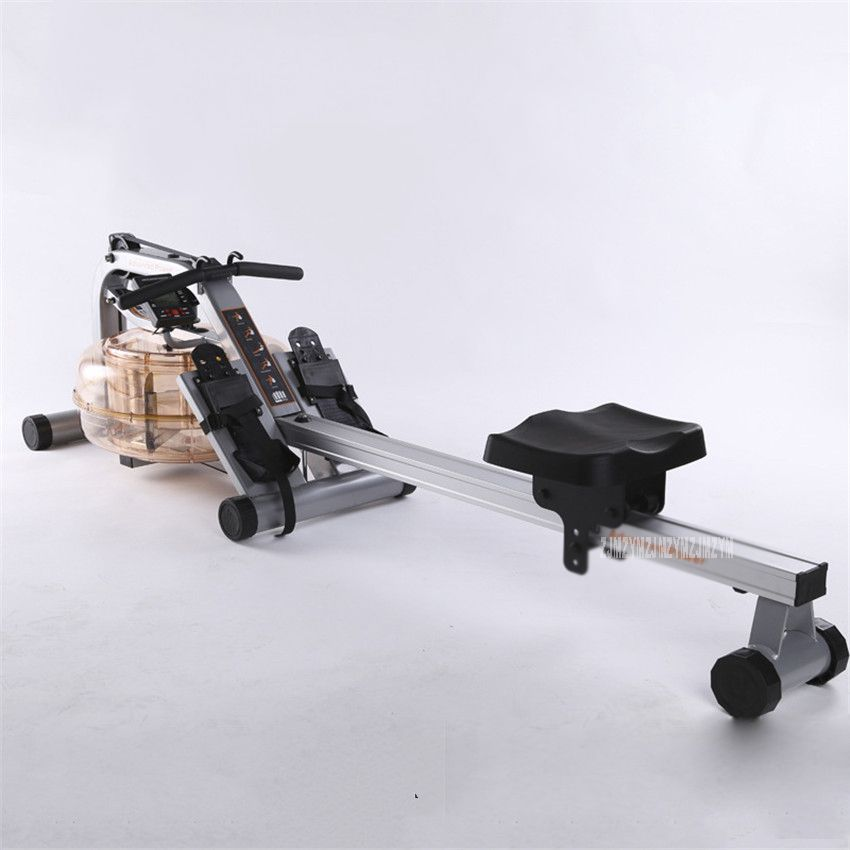 MR016 Water Resistance Row Machine Abdominal Pectoral Arm Fitness Training Stamina Body Glider Rowing Indoor Home GYM Equipment