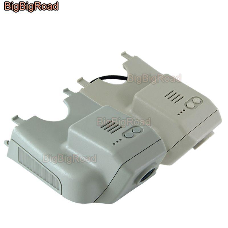 BigBigRoad For Mercedes Benz ML M MB GL R Class ML W164 X164 W251 320 R350 R300 R400 2005 2006-2012 Car Wifi DVR Video Recorder