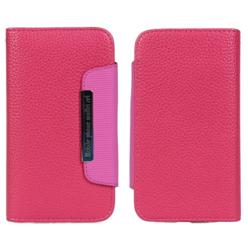 Detachable 2 in 1 Wallet Leather Case For Sasmung i9500 Galaxy S4 S IV + Free Shipping