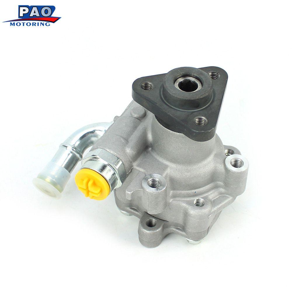 New Power Steering Pump Fit For Volkswagen TOUAREG(7LA, 7L6, 7L7)3.0 V6 TDI 2004-2010 Audi Q7 (4L)3.0 TDI BUG 06-10 7L6422154