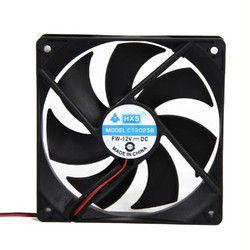 NOUVELLE Grande promotion Portable Ordinateur 120x120mm ventilateur Refroidisseur 12 V 12 CM 120 MM PC CPU Cooler Fan De Refroidissement pour carte vidéo de Baisse gratuite