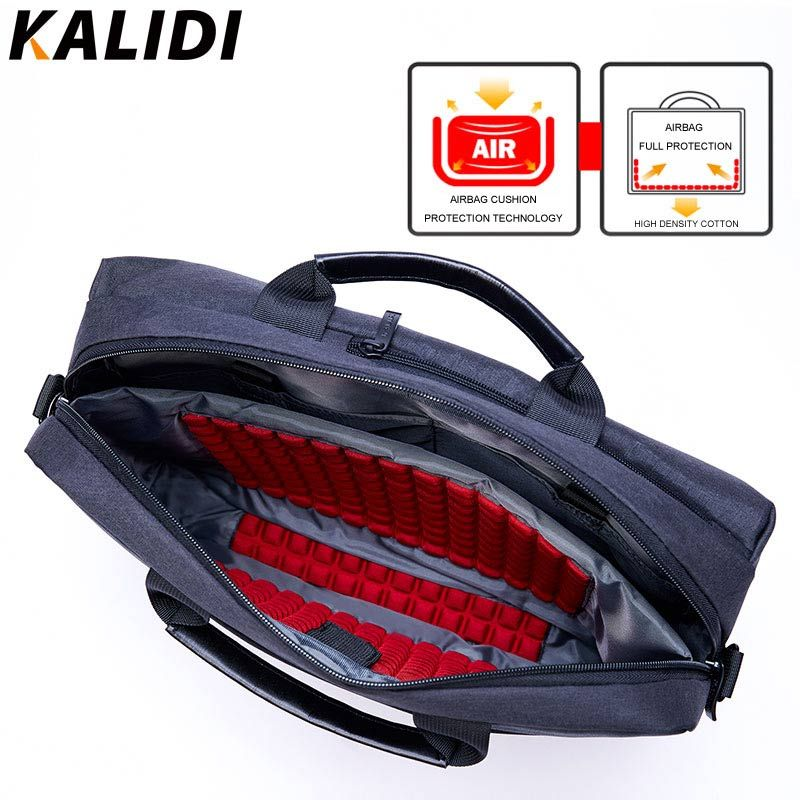 KALIDI Laptop Bag 15.6 inch Computer Shoulder Handbag Briefcase Notebook laptop Messenger Bag For Men Women Notebook Bag 15 Inch