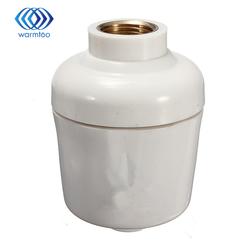 In-line Filtro de ducha baño grifo de la cocina purificador de agua tratamiento suavizante eliminación cloro purificación impureza contaminantes