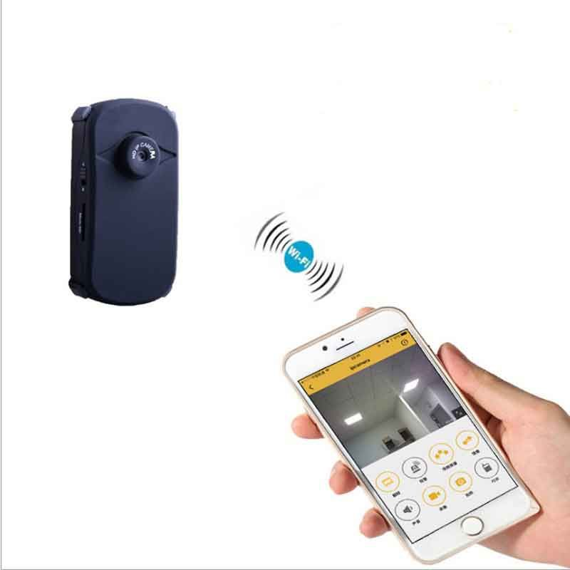 VRFEL Neueste WD2 Drahtlose WiFi Mini Kamera HD 1080 P Bewegungserkennung Mini Kamera DV Video Recorder DVR Ip-kamera