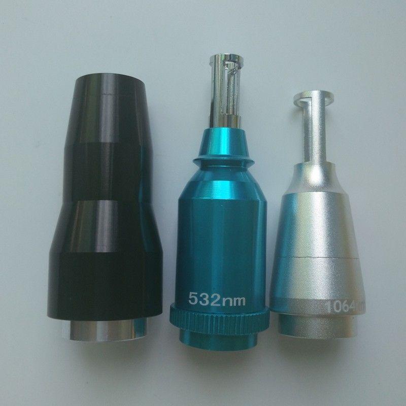 Laser objektiv spitze carbon-creme 1064nm 532nm 1320nm für tattoo entfernung mitesser entfernung carbon gesichts laser maschine hautpflege