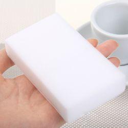 100/40/20/10pcs Melamine Sponge Magic Sponge Eraser Melamine Cleaner for Kitchen Office Bathroom Cleaning Nano Sponges 10x6x2cm