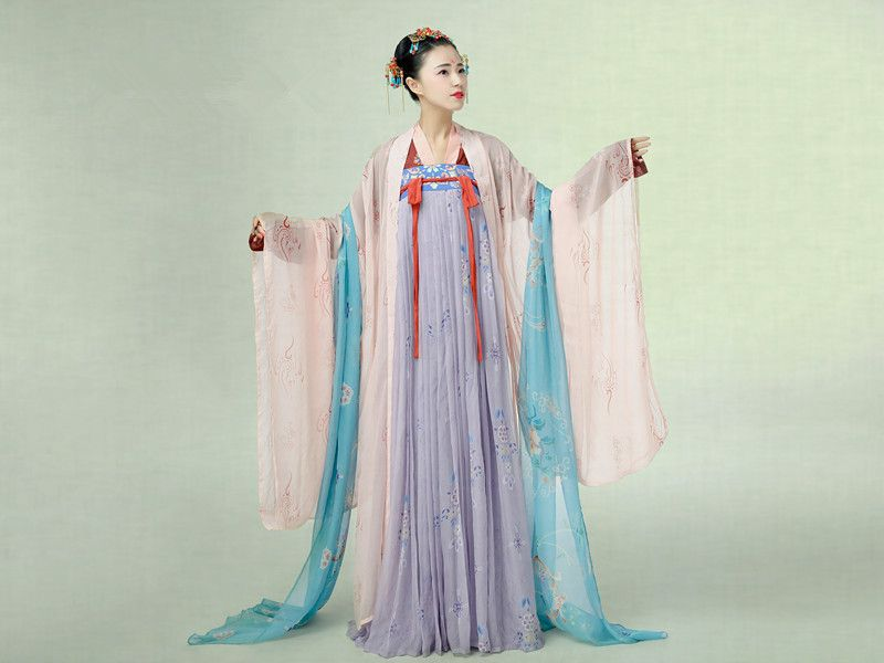 2019 new ancient chinese costume women women's hanfu dresses china hanfu dress cosplay clothing traditional women ancient