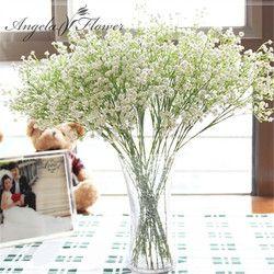 1 piezas decoración rústica flor artificial mantianxing interspersion decoración de flores Flor de plástico para el hogar decorativo de la boda