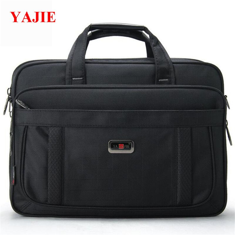 YAJIE Messenger Bags For Men Business Male 15 inches Notebook Computer Handbag High-capacity Clutch Fashion Men Office Bag M384