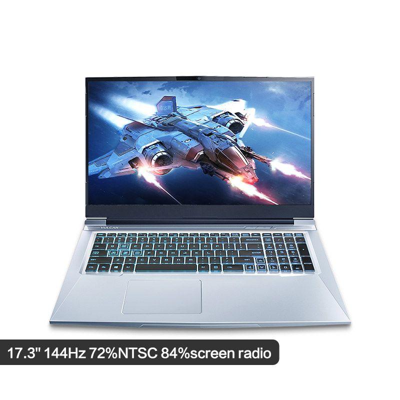 MaiBenBen X9 Plus Intel i7-9750H + GTX1050 3G Grafikkarte/16G RAM/512G + 1 TB/DOS/Win10/17,3 72% NTSC IPS Beleuchtete Tastatur Notebook